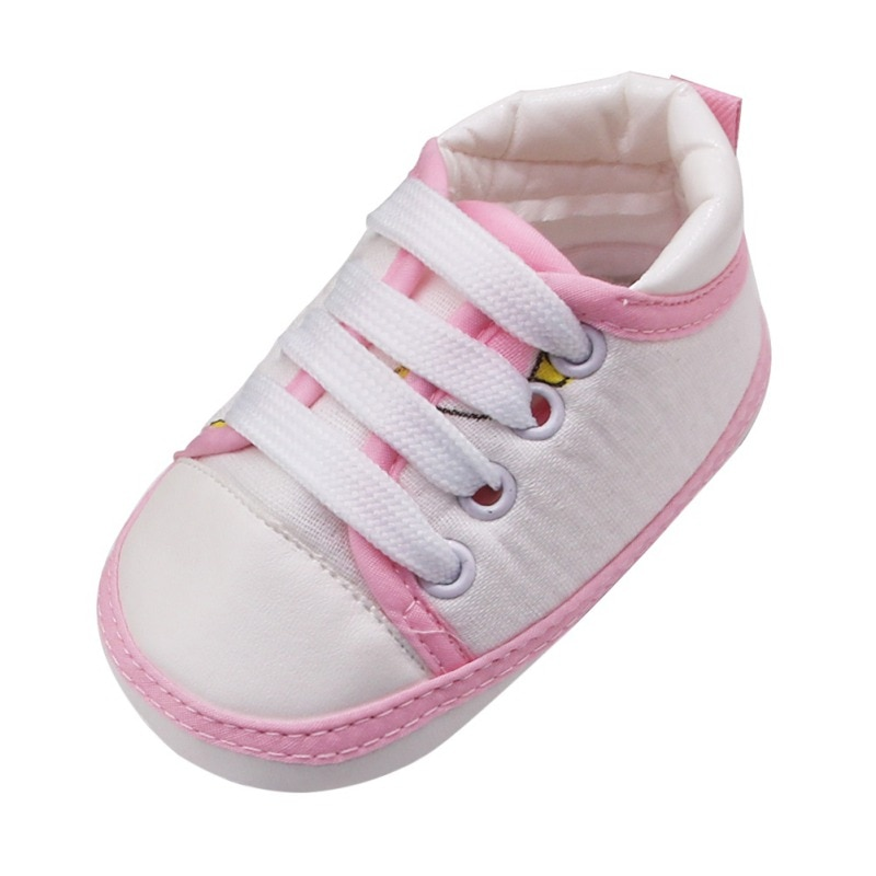 Newborn Sneakers Baby Shoes Boys Girls First Walkers Infant Toddler Soft Soles